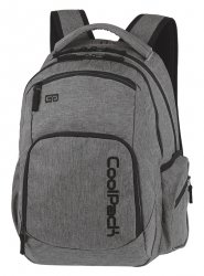 PLECAK CoolPack BREAK szary, SNOW GREY/ SILVER (88299CP)