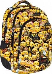 Plecak młodzieżowy ST.RIGHT Emoji EMOTIKONY BP32 (42199)