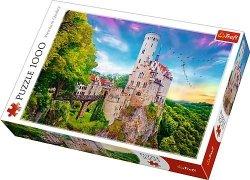 TREFL Puzzle 1000 el. Zamek Lichtenstein (10497)