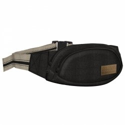 SASZETKA NERKA BackUP na pas torba CANVAS czarna (TBCB3A56)