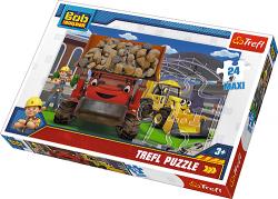 TREFL Puzzle MAXI 24 el. BOB BUDOWNICZY Damy radę! (14246)