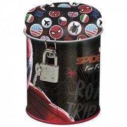 Skarbonka z kłódką SPIDERMAN Far From Home (SKSM13)