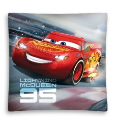 Poszewka na poduszkę 3D CARS 40 x 40 cm (CARS14MF)