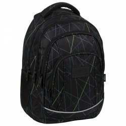 Plecak szkolny młodzieżowy BackUP 26 L L LASER (PLB3A48)