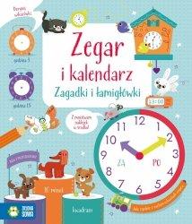 Zegar i kalendarz. Zagadki i łamigłówki (38706)
