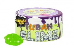 TUBAN Super Slime glut BROKAT NEON ZIELONY 0,2kg  (TU3018)