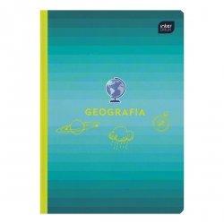 Zeszyt tematyczny przedmiotowy A5 60 kartek w kratkę GEOGRAFIA (30140)