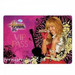 Podkładka laminowana Hannah Montana, Disney (PLAHM06)