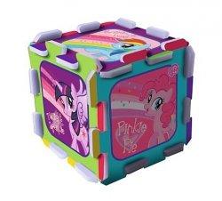 TREFL Puzzle piankowe Puzzlopianka MY LITTLE PONY Kucyki (60397)