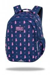 Plecak wczesnoszkolny CoolPack JOY S 21L kotki, NAVY KITTY (C48240)