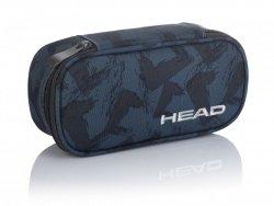 Piórnik szkolny HEAD wzory, SHAPES HD-218 (505019018)