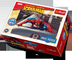 TREFL Puzzle mini 54 el. Spider Man (19374)