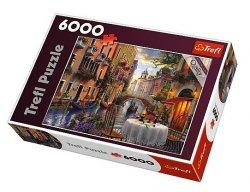 TREFL Puzzle 6000 el. Romantyczna kolacja (65003)