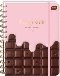 Przepiśnik kulinarny CZEKOLADA, INTERDRUK (76834)