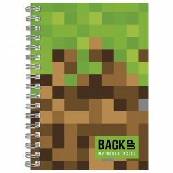 Notes spiralny GAME dla fana gry MINECRAFT (NSA6B2)
