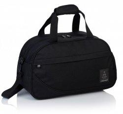 Torba podróżna, sportowa HEAD czarna, BLACK HD-157 (506018050)