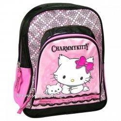 Plecak przedszkolny, wycieczkowy Charmmy Kitty, licencja Sanrio (PL12CK)