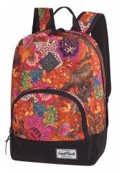 Plecak CoolPack CLASSIC miejski młodzieżowy egzotyczna eksplozja, FLOWER EXPLOSION (12256CP)