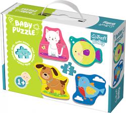 TREFL Puzzle BABY Zwierzątka (36074)