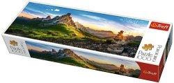 TREFL Puzzle 1000 el. PANORAMA Passo di Giau, Dolomity (29038)