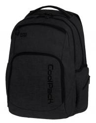 Plecak CoolPack BREAK 2 czarny, SNOW BLACK 862 (76401)