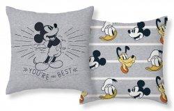 Poszewka na poduszkę Myszka Mickey 40 x 40 cm (MM06)