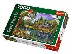 TREFL Puzzle 4000 el. Popołudniowa sielanka (45005)