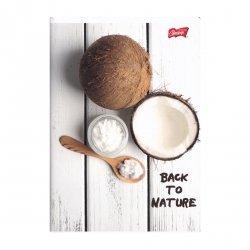 Zeszyt A5 w linię 96 kartek Back to Nature MIX (07141)