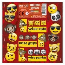 Nalepki ozdobne Emoji EMOTIKONY (NZEM)