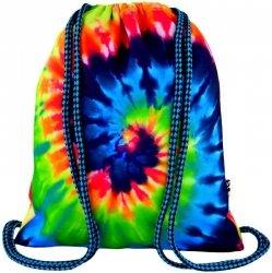 Plecak Worek na sznurkach w kolorowe wzory BATIK ST.RIGHT SO11 (13548)