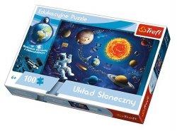 TREFL Puzzle Edukacyjne 100 el. Układ Słoneczny (15507)