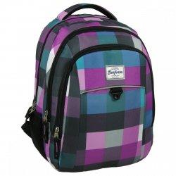 Plecak szkolny młodzieżowy (PLM17D31)