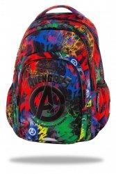 Plecak CoolPack SPARK graffiti, AVENGERS  (B46307)