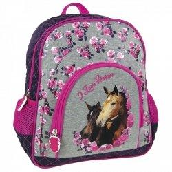 Plecaczek przedszkolny, wycieczkowy I Love Horses KONIE (PL12KO13)