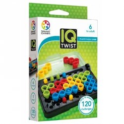 Gra logiczna IQ TWIST Smart Games (SG488)