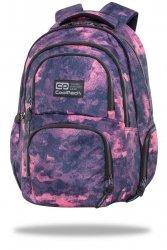 Plecak CoolPack AERO mglisty różowy, FOGGY PINK (C34132)