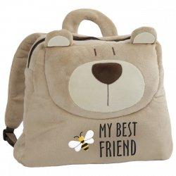 Plecak pluszowy MIŚ (PLPL01)