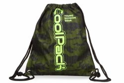 WOREK CoolPack SPRINT LINE zielone moro, ARMY MOSS GREEN (B74070)
