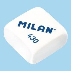 Gumka do mazania szkolna Milan 430 kwadratowa (CMM430)