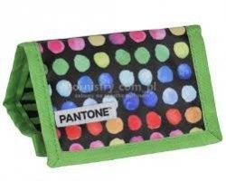 Portfel PANTONE w kropki (PANTA002)