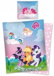 Komplet pościeli pościel My Little Pony 160 x 200 cm (MLP23DC)
