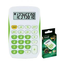 Kalkulator BIUROWY SZKOLNY zielony (120-1770)