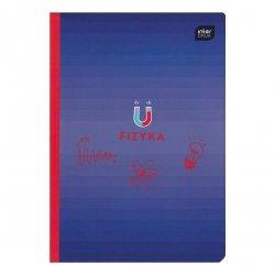 Zeszyt tematyczny przedmiotowy A5 60 kartek w kratkę FIZYKA (30188)