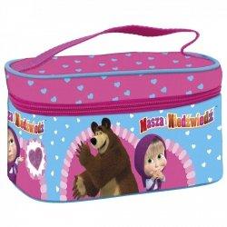 Kuferek kosmetyczka Masza i Niedźwiedź (KKBMN13)
