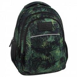 Plecak szkolny młodzieżowy BackUP dżungla, KOMANDO (PLB2H49)