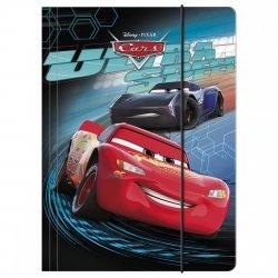 Teczka z gumką A4 Cars Auta, licencja Disney (TGA4CA12)