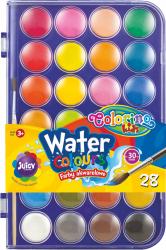 Farby akwarelowe 28 kolorów COLORINO (67317PTR)