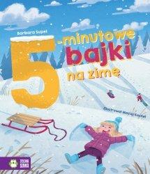 Bajki na dobranoc. 5-minutowe bajki na zimę (39680)