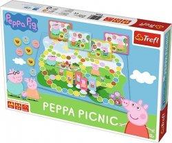Gra planszowa Świnka Peppa, PEPPA PICCNIC Trefl (01276)