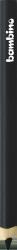Kredka kredki BAMBINO w oprawie drewnianej CZARNA (03721)